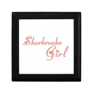 Sherbrooke Girl Trinket Boxes