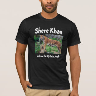 Shere Khan: Welcome to Kipling's Jungle T-Shirt