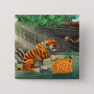 Sherekhan 1 2 inch square button