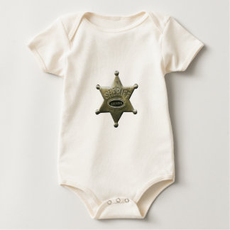Sheriff Arizona Baby Bodysuit