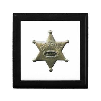 Sheriff Arizona Gift Box