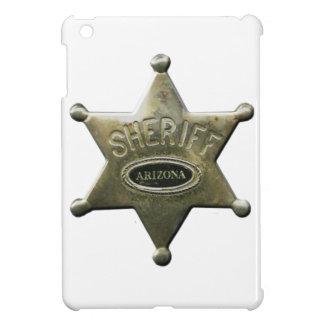 Sheriff Arizona iPad Mini Cases