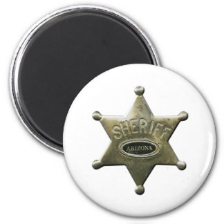 Sheriff Arizona Magnet