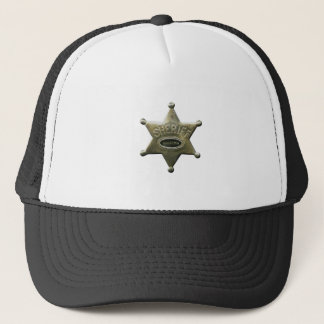 Sheriff Arizona Trucker Hat