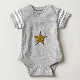 Sheriff Baby Bodysuit