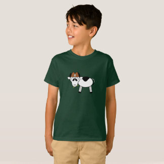 Sheriff Cow T-Shirt