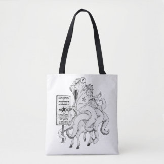 Sheriff Kraken Tote Bag