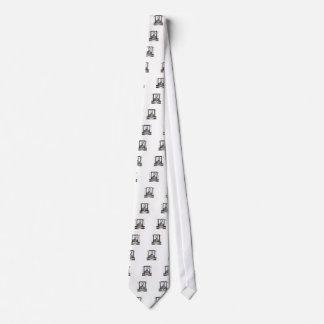 sherman and swords tie