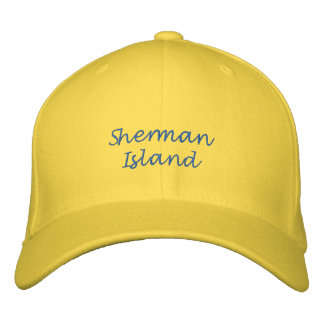 Sherman Island ball cap