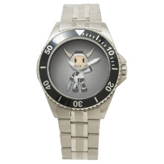 Sherman Stainless Steel Watch