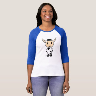 Sherman the Alaskan Cow Classic Tee for Women