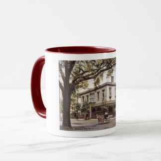 Sherman's Headquarters, Savannah, Georgia Vintage Mug
