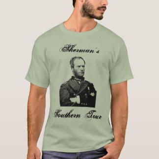 Sherman's Southern Tour T-Shirt