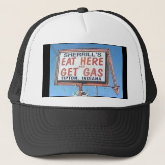 Sherrill's Gas Station Trucker Hat