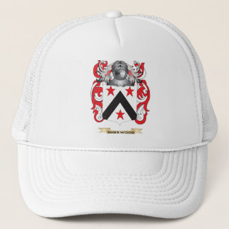 Sherwood Coat of Arms (Family Crest) Trucker Hat