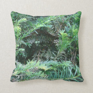 """Sherwood Forest Yew"" Pillow"