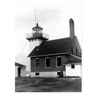 Sherwood Point Lighthouse Postcard