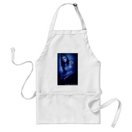 She's Dead by April A Taylor Aprons