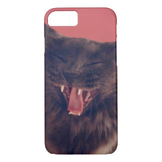 She's laughing with you. iPhone 7 case