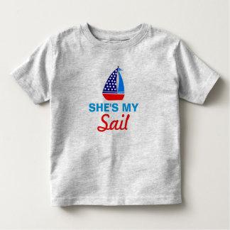 She's My Sail (He's My Anchor) Matching Shirt