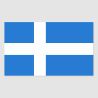 shetland region ethnic flag scotland british sticker