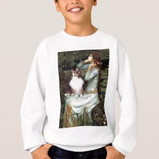Shetland Sheepdog 18 - Ophelia Seated Sweatshirt