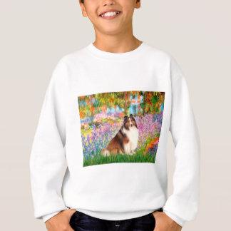 Shetland Sheepdog 7 - Garden Sweatshirt