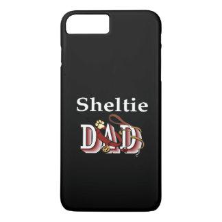 Shetland Sheepdog Dad Gifts iPhone 7 Plus Case