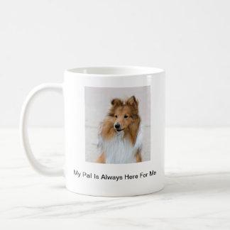 Shetland Sheepdog Images Coffee Mug