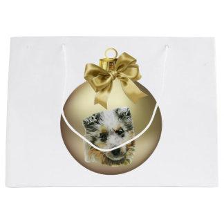 Shetland Sheepdog Large Gift Bag