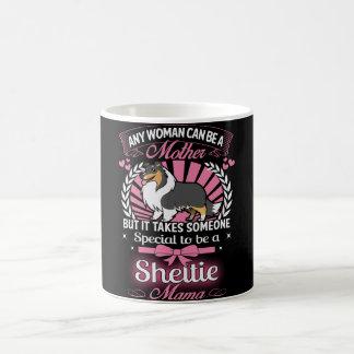 Shetland Sheepdog Mama Coffee Mug