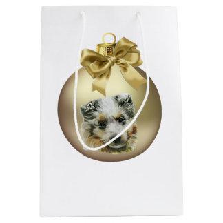 Shetland Sheepdog Medium Gift Bag