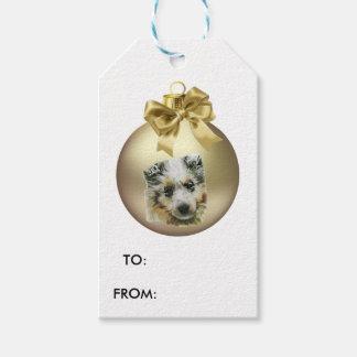 Shetland Sheepdog Pack Of Gift Tags