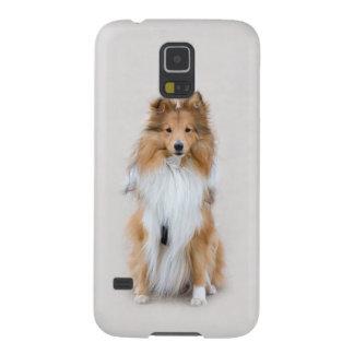 Shetland Sheepdog, Sheltie cute dog samsung case
