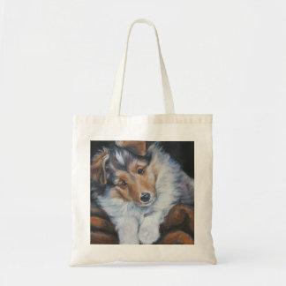 Shetland Sheepdog sheltie Tote Bag