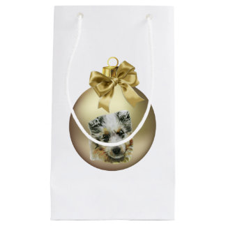 Shetland Sheepdog Small Gift Bag