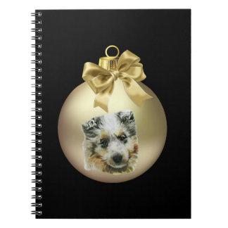Shetland Sheepdog Spiral Notebook