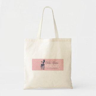 Shh Moms Reading Tote Bag