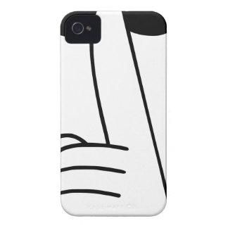 Shhh iPhone 4 Case