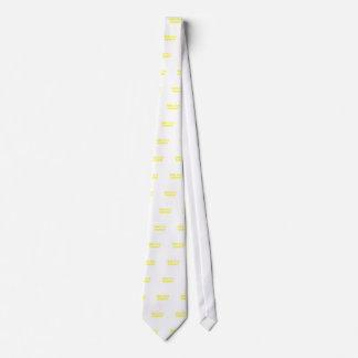 Shhh Its a Surprise Tie