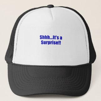 Shhh Its a Surprise Trucker Hat