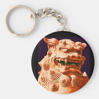 Shi-shi (Mr Nice Guy) Keychain