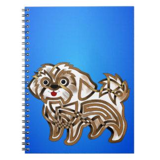 Shi-tzu Notebook