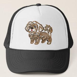 Shi-tzu Trucker Hat