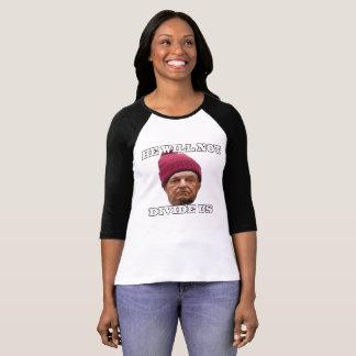 Shia LeSoros Will NOT Divide US! T-Shirt
