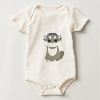 shiba baby bodysuit