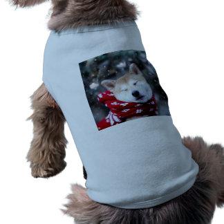 Shiba dog - doge dog - merry christmas shirt