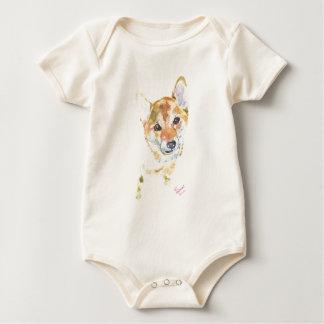 Shiba Enu Baby Bodysuit
