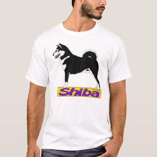 Shiba Inu-black T-Shirt
