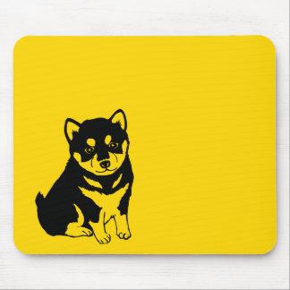 Shiba Inu Chinese Dog Year 2018 Mousepad